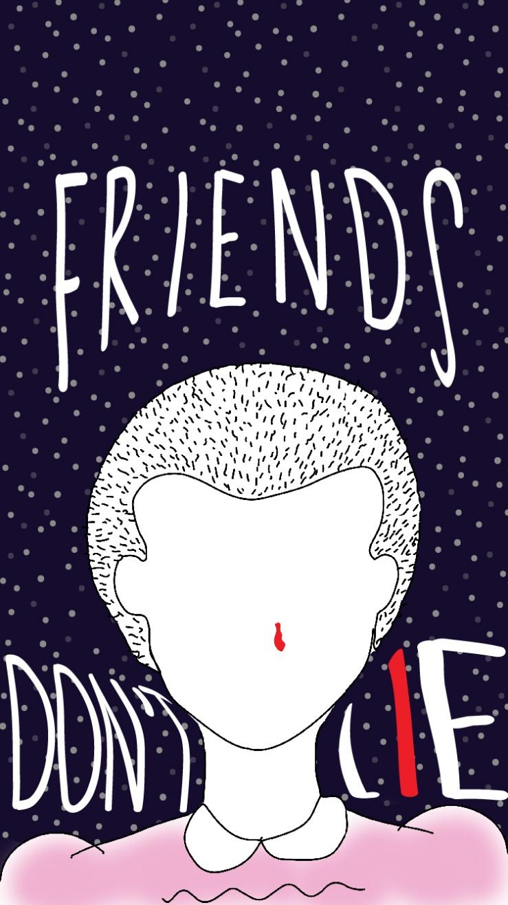 friends-dont-lie-wallpaper-iphone-6-6s-01